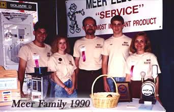 Meer Family 1990