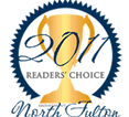 North Fulton Readers Choice 2011